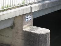 Ein Schild