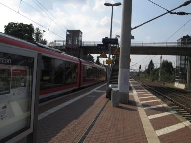 Bahnhof Flechdorf