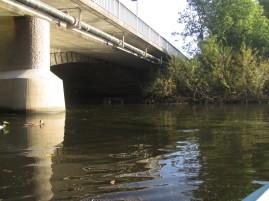 Und ein 4. unter der Brücke