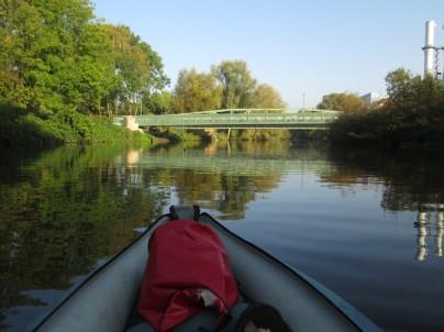 Die neue Ringgleisbrücke - muss ich mal drüberfahren