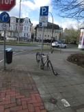 Fahrrad-Leiche