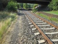 Bahngleise - und wie geht es weiter?