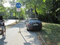 Im Kulturzentrum tagt der Bundesverband deutscher Verkehrsrowdies?